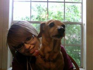 Me and My Dog Skypin'