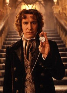 Eighth Doctor (still won't move... and I think he looks like Alan Rickman)